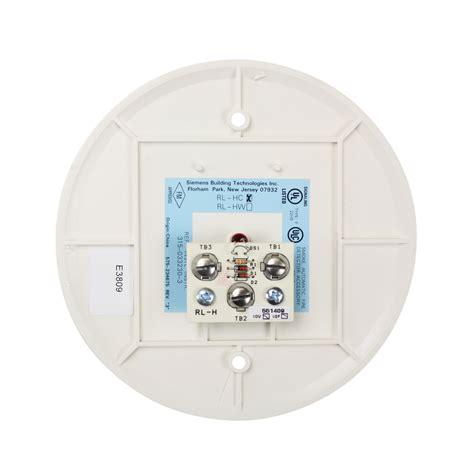 Alarm Hc siemens rl hc 500 033230 firefinder xls fs 250 ceiling