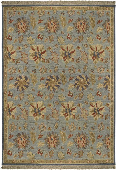Sonoma Rugs by Surya Area Rugs Sonoma Rug Snm8991 Blue Transitional