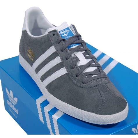 adidas gazelle suede grey adidas originals gazelle og suede sharp grey mens shoes
