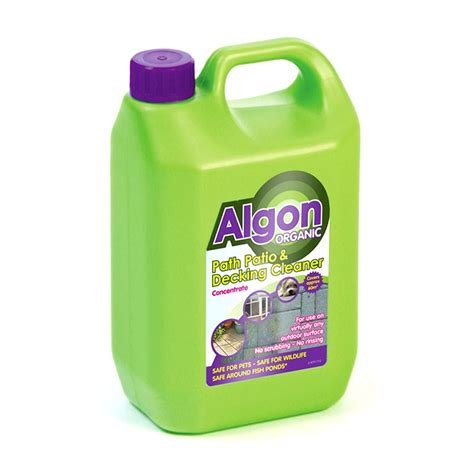 Organic Patio Cleaner by Algon Organic Path And Patio Cleaner 25 Litre On Sale