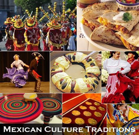 mexican culture traditions with food
