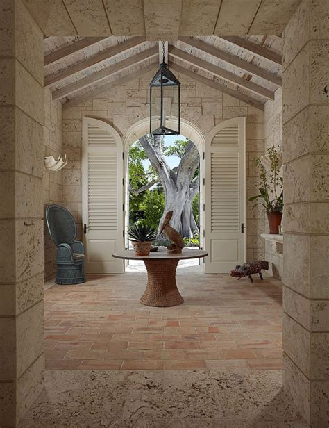hallway with pecky cypress ceiling cottage entrance foyer florida cypress inc select cypress wood entry gates