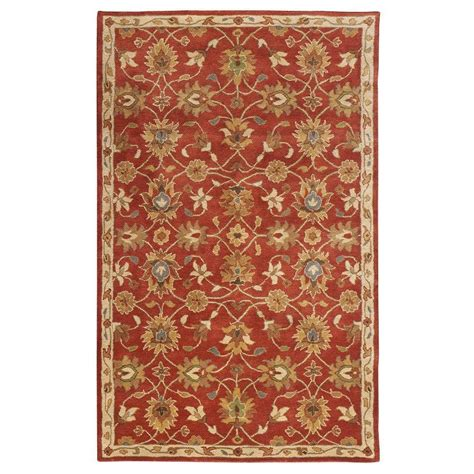 rugs kent home decorators collection kent 8 ft 3 in x 11 ft area rug 0108240110 the home depot