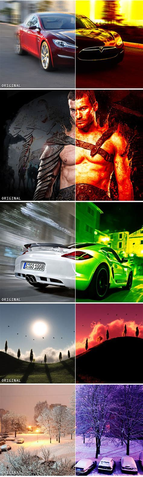 Extremely Useful Best Free Photoshop Actions For 2014