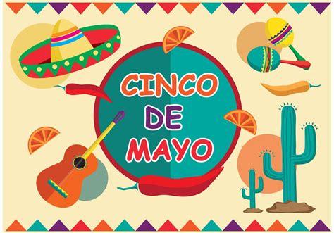 cinco de mayo images cinco de mayo festival vector free vector