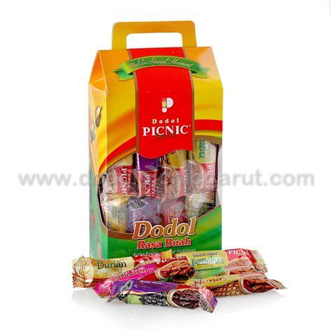 Dodol Asli Garut Merek Picnic 500 Gram Dodol Picnic Asli Garut 500gr dodol picnic special gift sachet by shoppinggarut