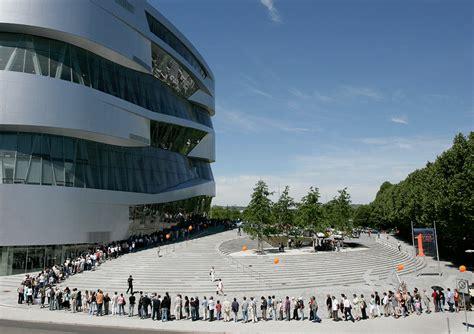 mercedes museum stuttgart knoll neues gruen gmbh neues mercedes museum stuttgart