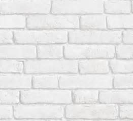 white brick wall wallpaper 2017   Grasscloth Wallpaper