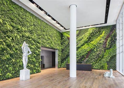 Living Wall Indoor Habitat Horticulture Completes Largest Indoor Living Wall