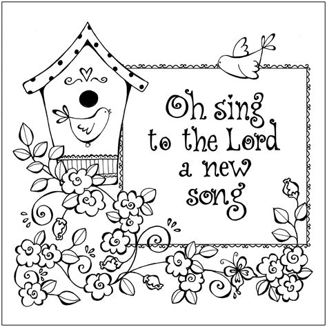 Free Printable Christian Coloring Pages For Best