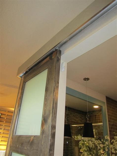 Frosted Glass Barn Door Barn Doors W Frosted Glass Doors