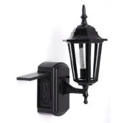 outdoor wall light with outlet outdoor wall light w 3 prong outlet where