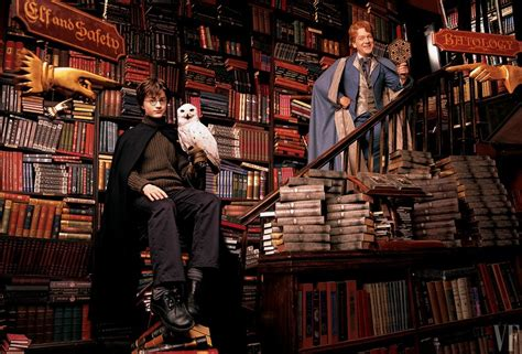 Shop Vanity Fair by There Will Be A Brand New Harry Potter Book This Summer