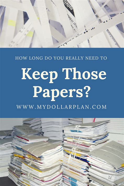 How To Keep Tax Records After How Do You Need To Keep Records