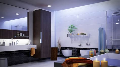 How To Decorate A Large Bathroom For Better Function And Big Bathroom Ideas