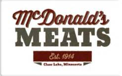 Mcdonalds Gift Card Buy Online - buy mcdonald s meats gift cards raise