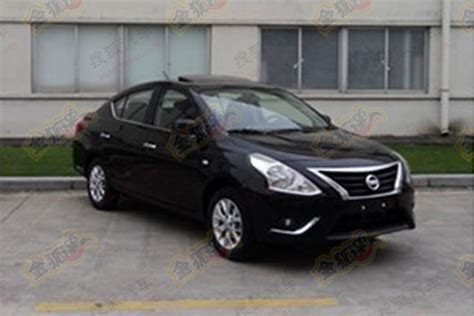 nissan sunny 2015 2015 facelifted nissan sunny leaked igyaan network