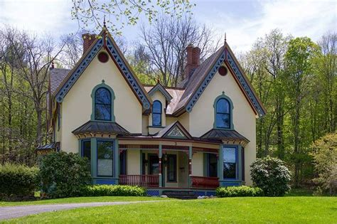 gothic revival homes 1000 images about u s gothic revival houses and