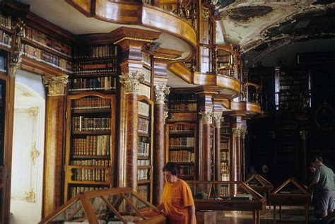 how is the oldest in the world oldest library in the world photograph by carl purcell