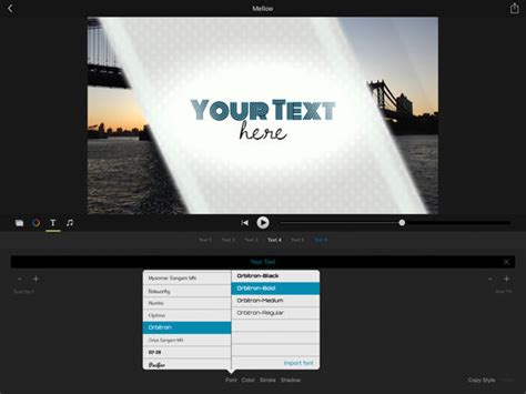 free imovie intro templates intromate intro maker for imovie ipa cracked for ios