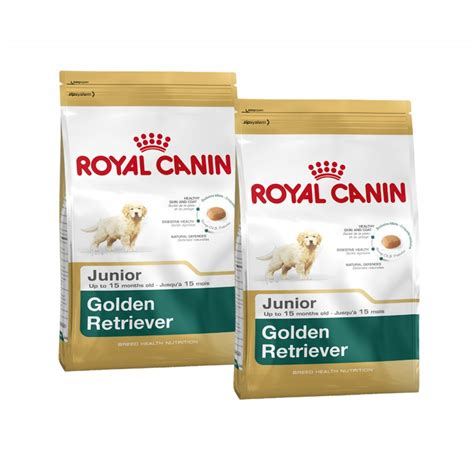 royal canin golden retriever puppy food buy royal canin golden retriever junior food 2x12kg