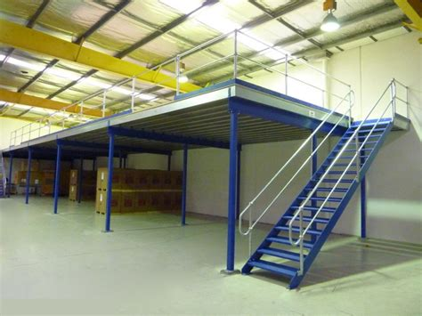 Mazzine Floor by Mezzanine Floors Storage Solutions Sydney
