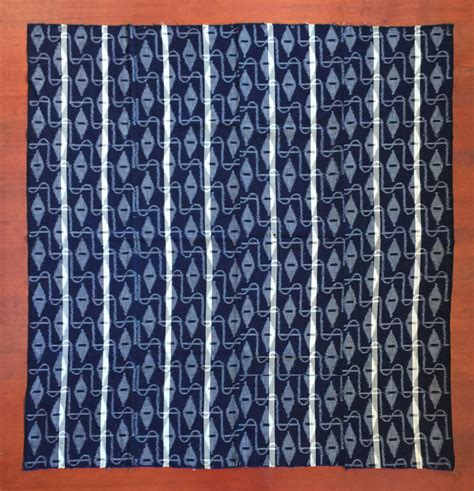ikat futon cover asian tribal art double ikat futon cover japan