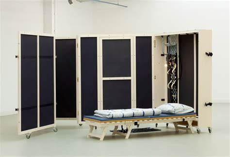 portable bedroom fold inn a fully portable bedroom with modular features