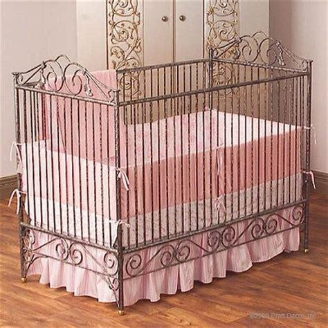 Rod Iron Crib by Wrought Iron Crib Wrought Iron
