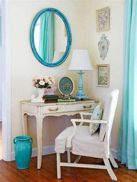 turquoise shabby chic home decor pinterest
