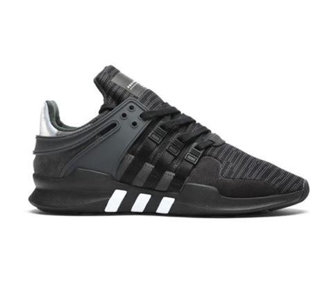 adidas eqt black adidas eqt support adv black white arch usa
