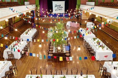 Budget Wedding Venues Melbourne by Fitzroy Town Wedding Venue Ed Dixon Food Design