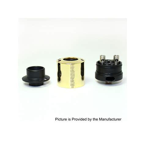 Kennedy V5 Rda 24mm Clone By Sxk Vape Rokok Electric 14 59 sxk kennedy v5 style rda 316ss 24mm black gold with