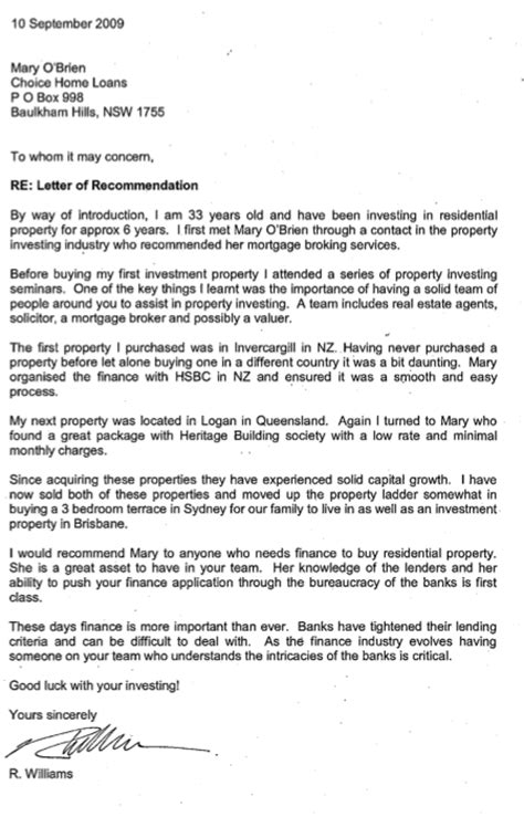 Customer New Year Letter Mortgages Study
