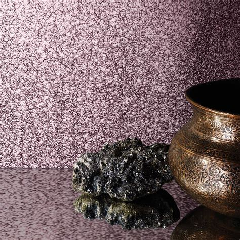 Große Len Für Hohe Räume by Muriva Texturiert Metallic Schimmer Tapete Rosa Gold Wei 223