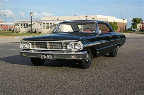 car owners manuals for sale 1964 ford galaxie head up display sell used 1964 galaxie 500 2dr hard top z code 390 manual trans in lexington south carolina