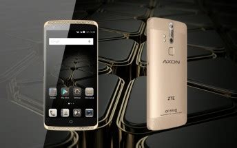 Hp Zte Axon Elite news gsmarena