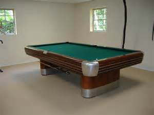 i a brunswick anniversary pool table model d c it has