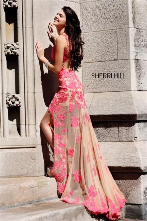 kendall kylie jenner model sherri hill spring  prom