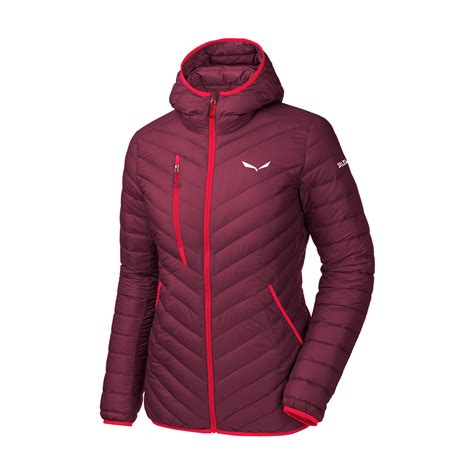 Light Jacket S by Salewa Ortles Light Hooded Jacket S
