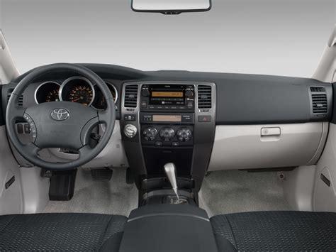 Toyota 4runner 2008 Interior Image 2008 Toyota 4runner 4wd 4 Door V6 Sport Natl