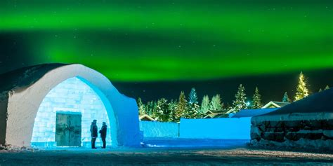 best hotels to see northern lights best places to see the northern lights with kids
