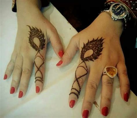 easy henna tattoo designs for fingers simple index finger henna heena