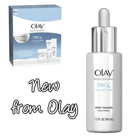 Olay Pro X Clear Acne Protocol olay professional pro x even skin tone collection