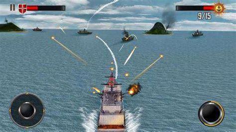 download game android warship battle mod sea battleship combat 3d unlimited cash apk download