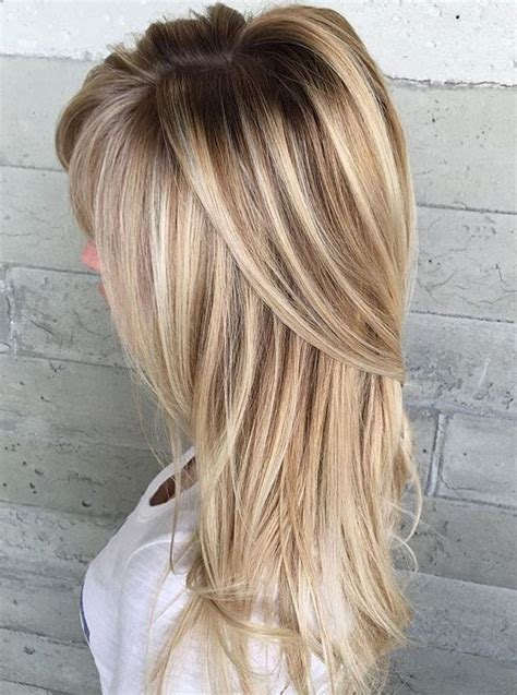 bob brunette ombre bob ashleigh mclean dark roots blonde hairstyles best blonde hair 2017