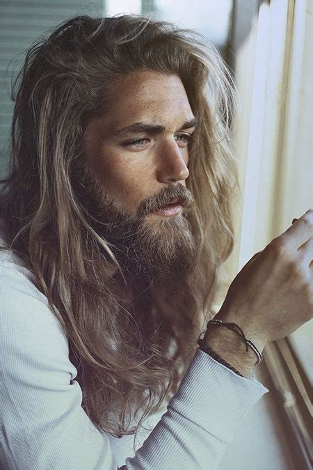 while looking at long hairstyles i found model jesus funny