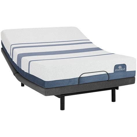 serta adjustable beds city furniture serta icomfort blue 300 firm deluxe