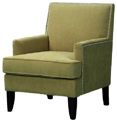 Track Arm Chair Design Ideas Colton Track Arm Club Chair Green Traditional Armchairs And Accent Chairs By Olliix