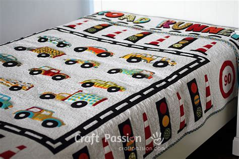 Tas Ransel Just Do It 02 freebies for crafters quilt road runner blanket free